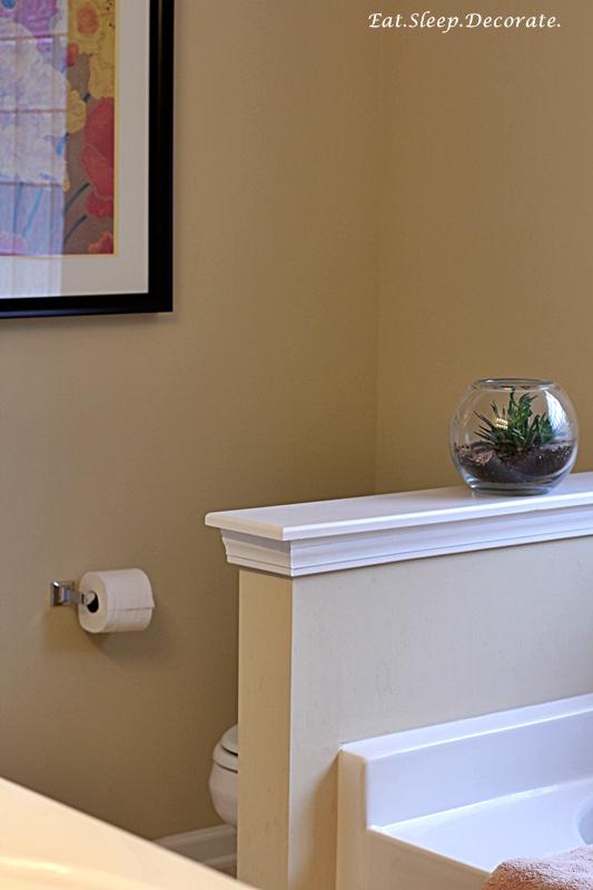 Eat Sleep Decorate Master Bathroom Before Amp Design Plan