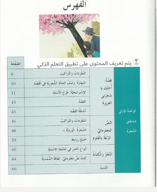كتاب الطالب لغة عربية الصف الخامس الفصل الال 2020 مناهج الامارات
