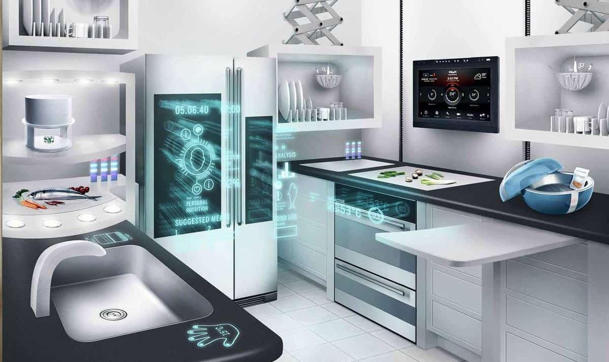 gadgets de cocina tecnologica