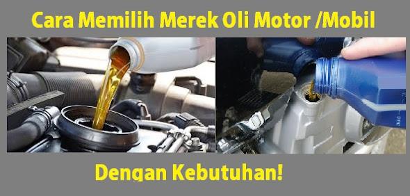 Oli Motor