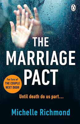 The Marriage Pact by Michelle Richmond book cover