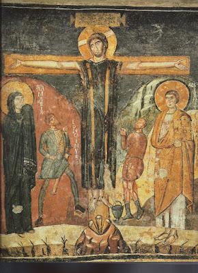 Crucifixion, Santa Maria Antiqua