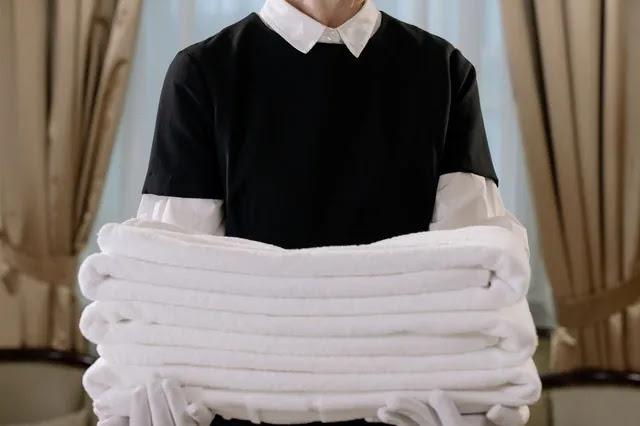 aprende ingles hotel personal limpieza habitaciones camarera de pisos
