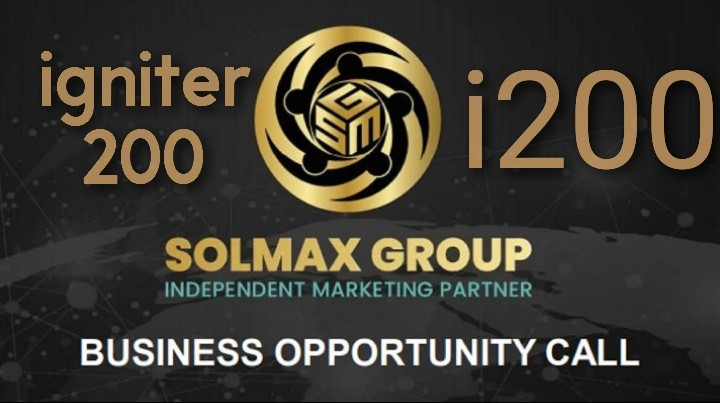Solmax igniter 200: review, package, share price, what is it and how to join