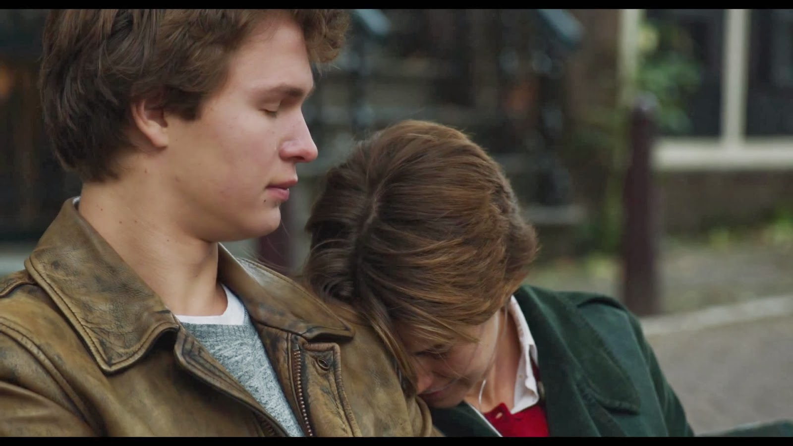 The Fault In Our Stars: Trailer Stills Of The Fault In Our Stars Movie