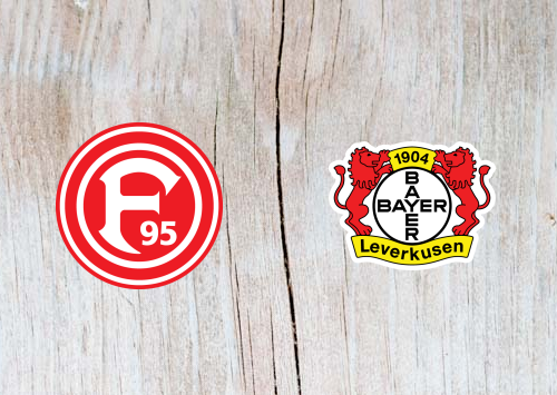 Fortuna Duesseldorf vs Bayer Leverkusen Highlights 26 September 2018