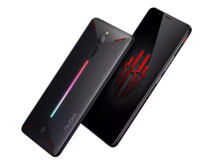 Nubia Red Magic 3 Refresh Rate