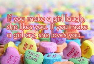 Love status in fb