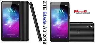 مواصفات زد تي إي بلايد اي3 ZTE Blade A3 2019  - مواصفات و سعر موبايل زد تي إي بلايد ZTE Blade A3 2019  - هاتف/جوال/تليفون زد تي إي ZTE Blade A3 2019