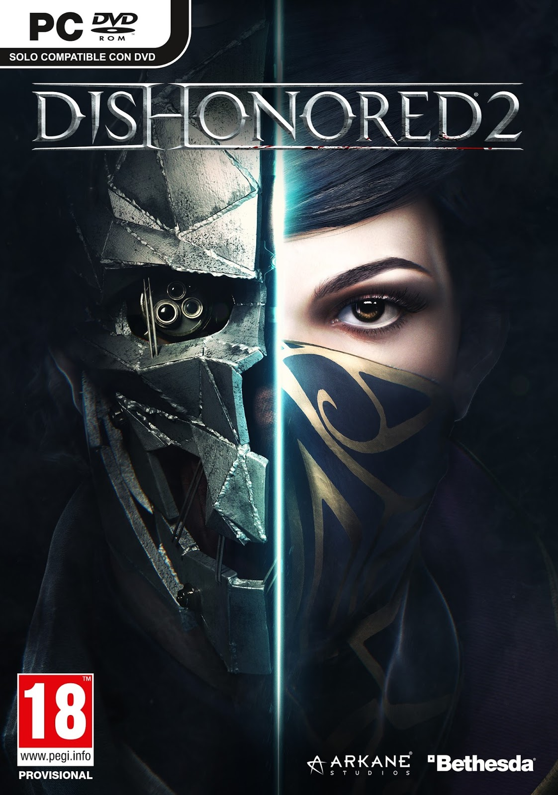 Dishonored 2 ESPAÑOL PC