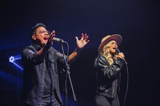 Elizeu Alves lança single inédito com a cantora Ludi