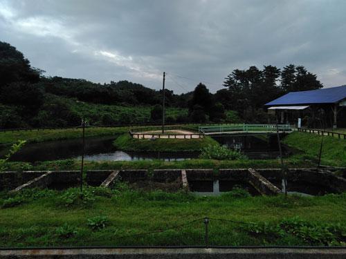蒜山塩釜養殖センター