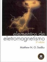 Capa elementos de eletromagnetismo