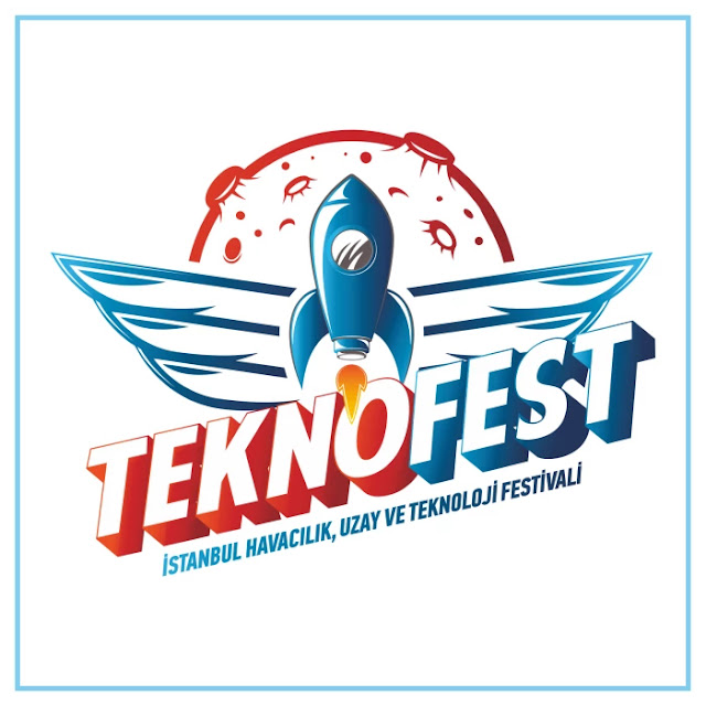 Teknofest Istanbul Logo - Free Download File Vector CDR AI EPS PDF PNG SVG