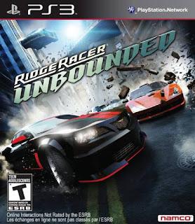 RIDGE RACER UNBOUNDED PS3 TORRENT