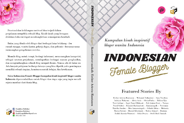 BUKU BLOGGER PEREMPUAN INDONESIA