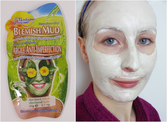 Masken-Parade Montagne Jeunesse Blemish Mud