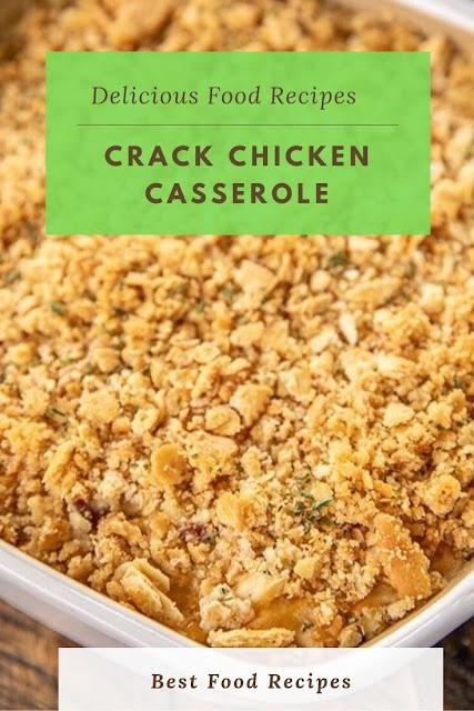 #CRACK #CHICKEN #CASSEROLE
