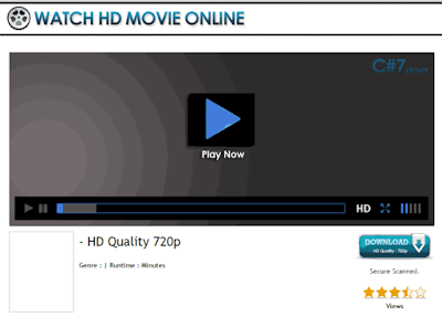Script + Source code Landing Page untuk CPA Movie dan Template Gratis Download disini