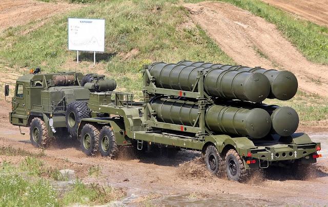 """Τουρκία: """"Οι πύραυλοι S-400 αποτελούν τοίχο για τους Έλληνες"""""""