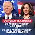 Joe Biden Presiden Amerika Syarikat ke 46 setelah memperoleh 284 undi elektoral