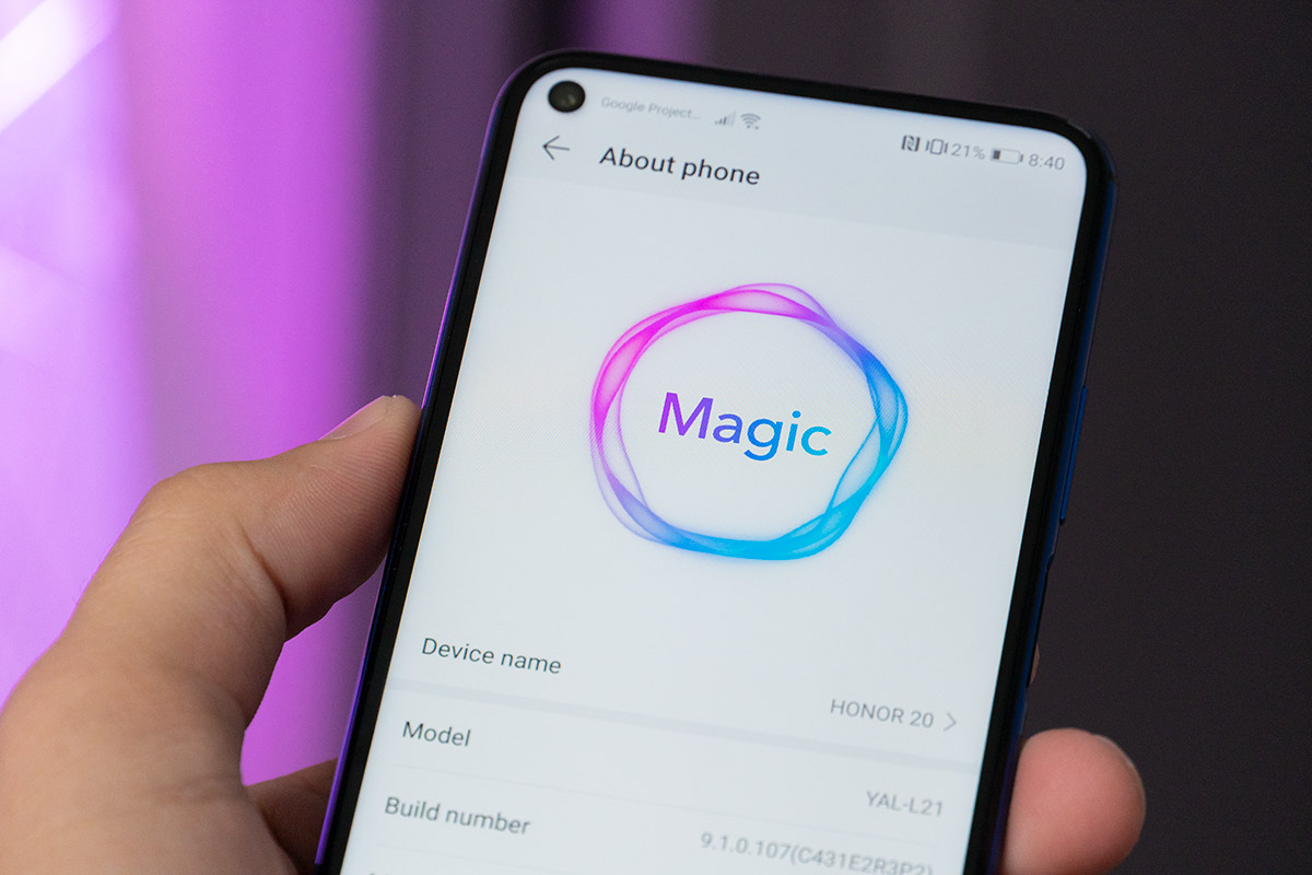 Why you need to quickly install Magic UI 3 on Honor smartphones (and how to do it)