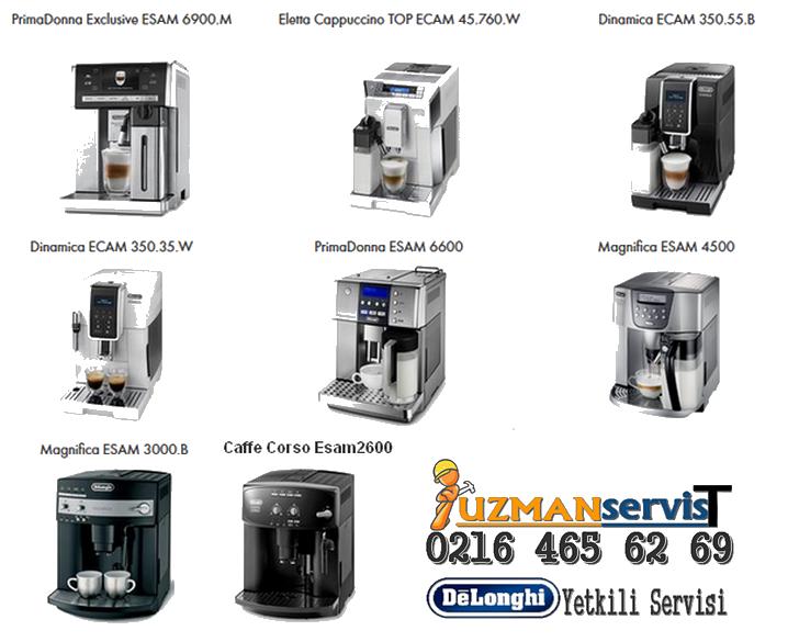 delonghi+tam+otomatik+kahve+makineleri