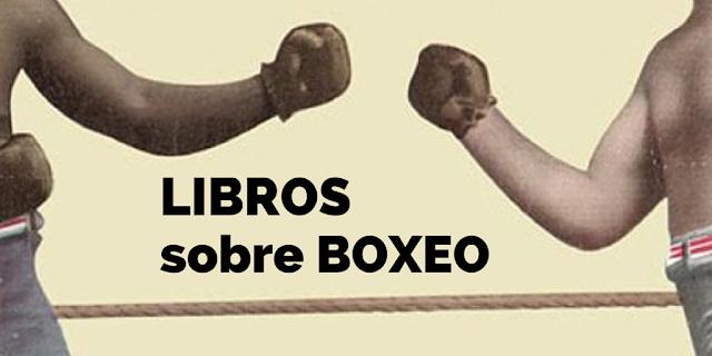 libros sobre boxeo