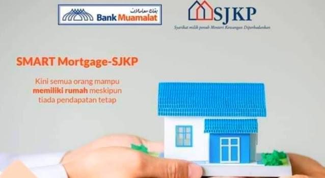 Permohonan Skim Jaminan Kredit Perumahan 2020 (SJKP)