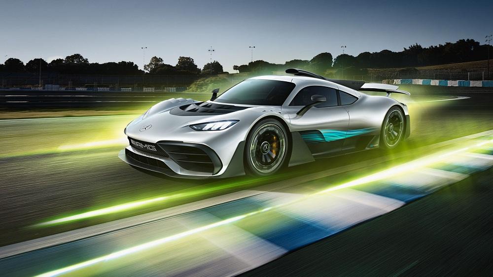 Siêu phẩm Mercedes-AMG One