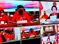 Sah, DPP PDIP Rekomendasikan Pasangan Marselinus-Jaya