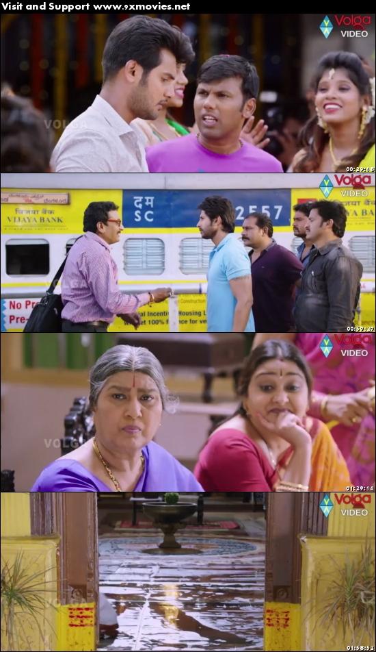 Chuttalabbai 2016 UNCUT Dual Audio Hindi 480p HDRip