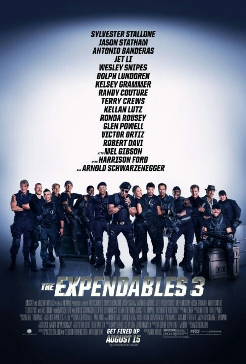 VIDEO: The Expendables 3 2014