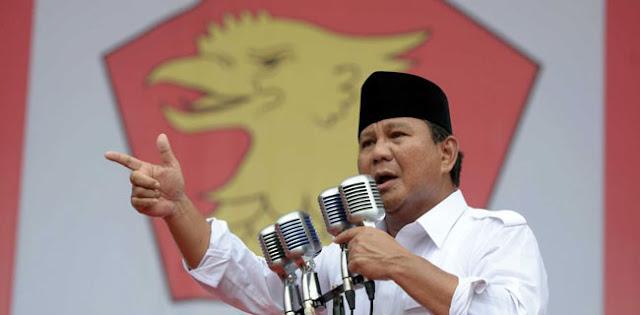 Gerindra Berpeluang Menang Pemilu 2019 Jika Prabowo Ikut Pilpres