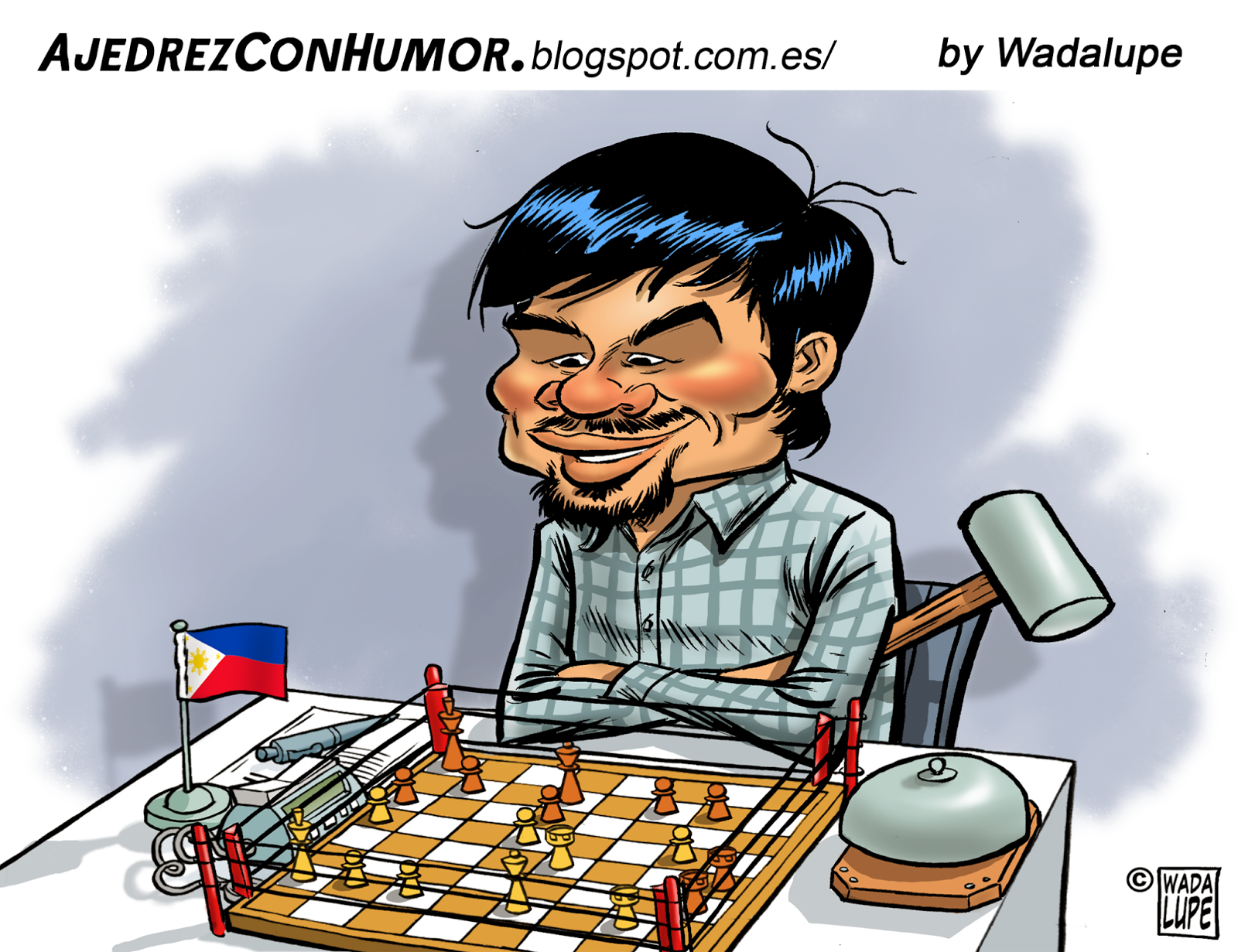 Manny Pacquiao Chess
