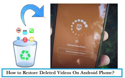 Step by Step How to Recover Deleted Video