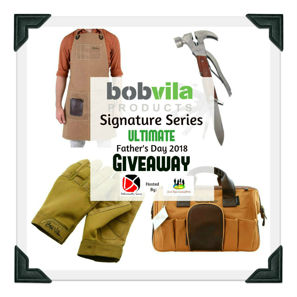 Bob Vila Signature Series Ultimate Giveaway