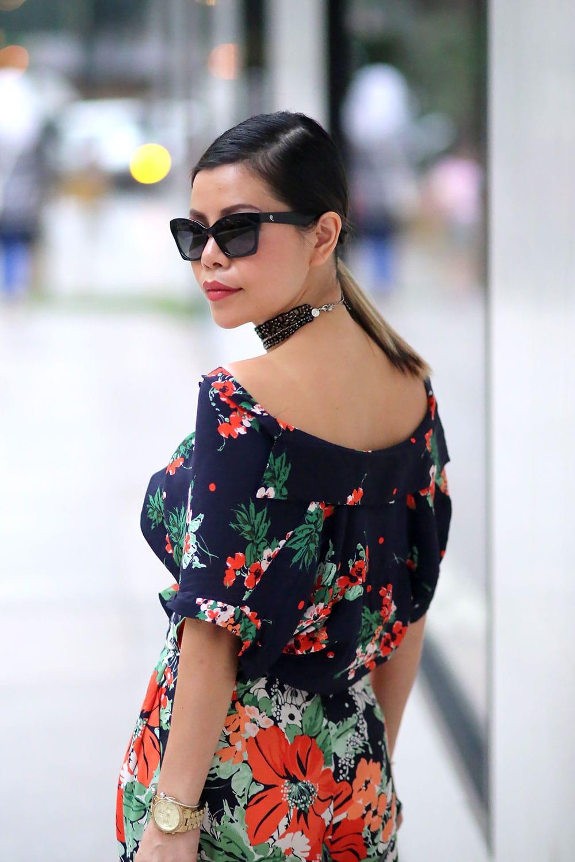 Crystal Phuong- Kuala Lumpur Fashion Week 2016- Streetstyle day 2
