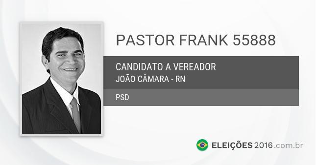 Eleitor solicita ao Vereador Pastor Frank,que peça explicações ao Prefeito Maurício sobre as duas nomeações da 1ª DAMA e o vereador Diz que seu mandato é social.