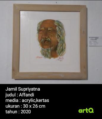 Affandi karya Jamil Supriyatna