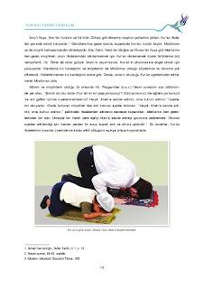 9. Sınıf Kuranı Kerim Ders Kitabı Cevapları Tutku Yayınları Sayfa 13