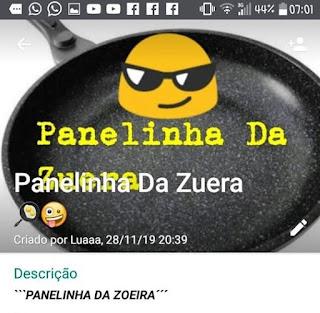 Panelinha da Zoeira - Links de Grupos Whats