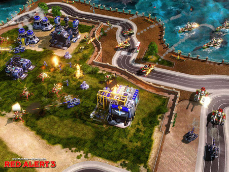 Download Command & Conquer Red Alert 3 PC
