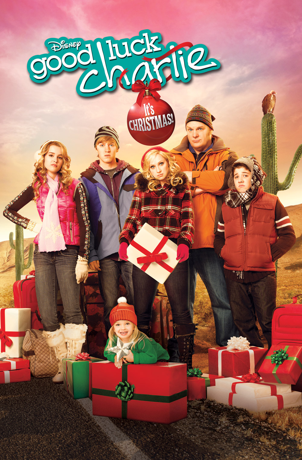 Good Luck Charlie, It's Christmas! (2011) Online Greek Subs - OiPeirates Movies