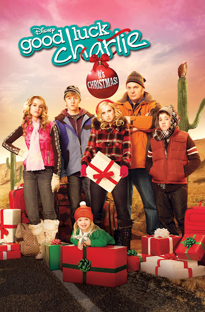 Good Luck Charlie, It's Christmas! (2011) ταινιες online seires oipeirates greek subs
