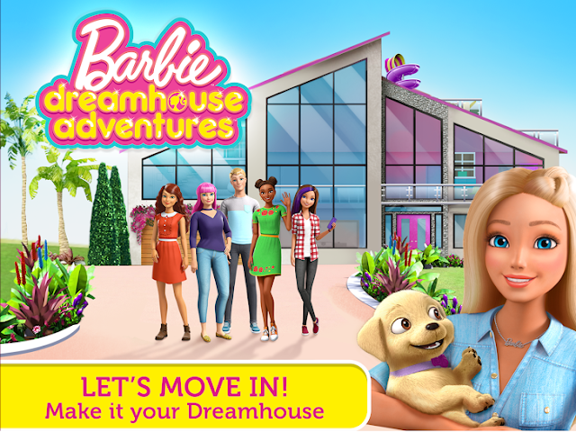 Barbie Dream House Adventure