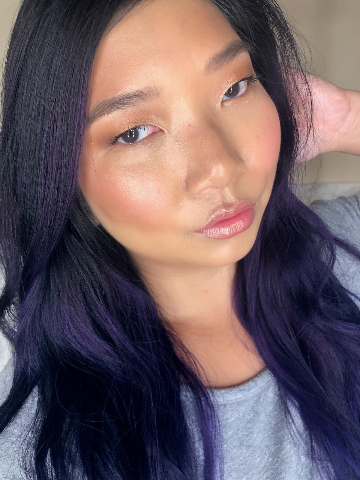 Natasha Denona Love Glow Cheek Palette Look