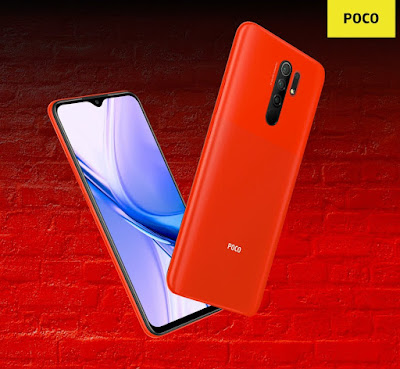 Poco M2 with 6GB RAM, 5000mAh Battery launched in India