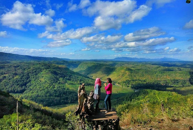 Wisata Alam Watu Payung Jogja Tempat Wisata Nasional