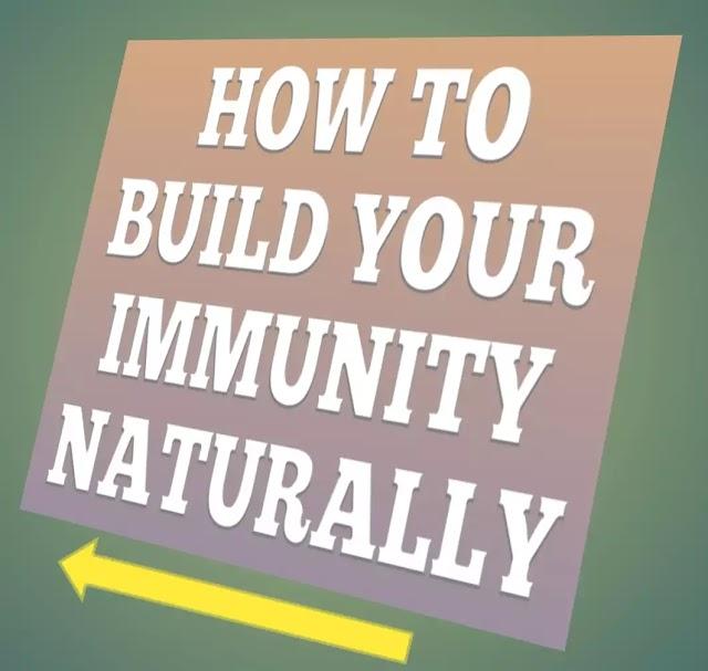 How To Build Your Immunity Naturally - immunity बढ़ाने के तरीके